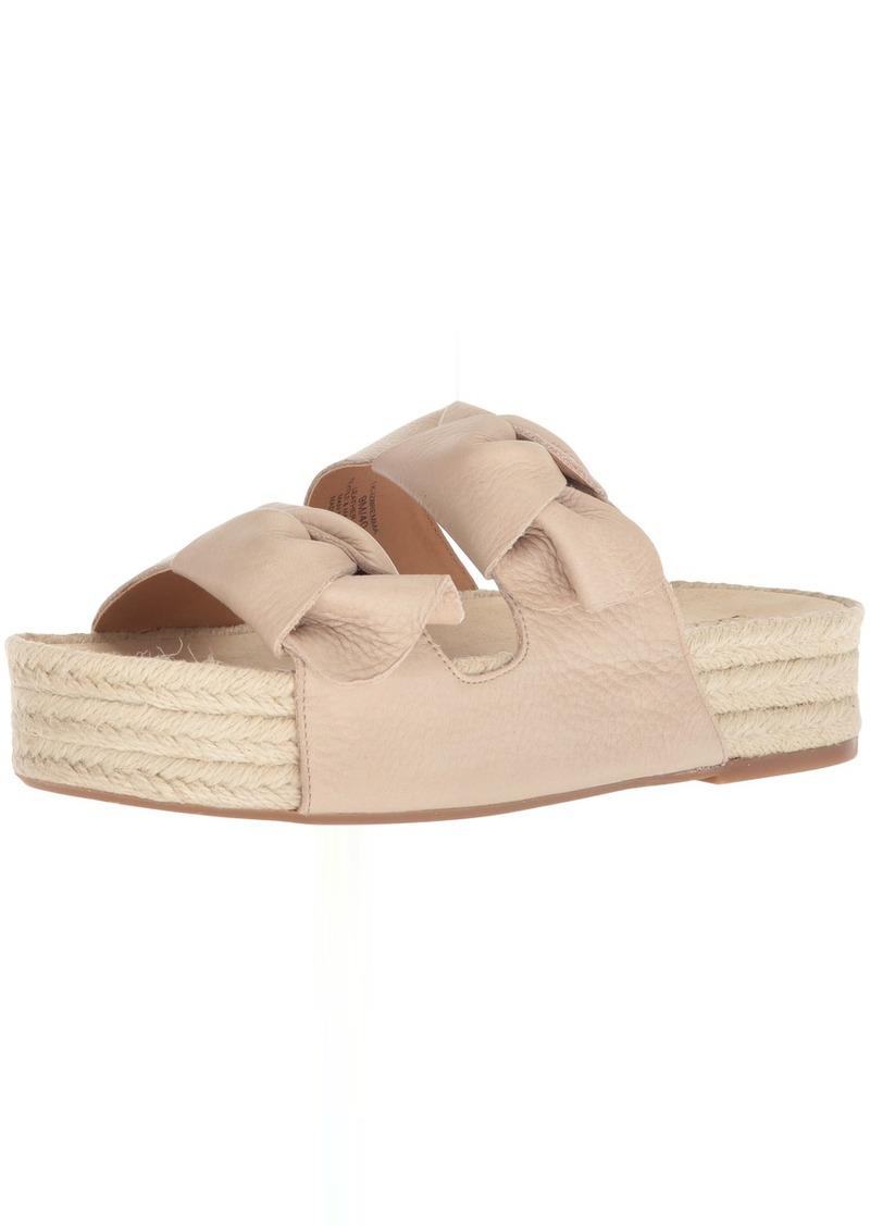 Lucky Brand Women's Izbremma Slide Sandal   M US