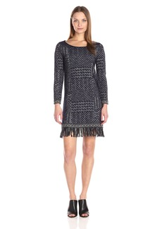 Lucky Brand Women's Jacquard Dress