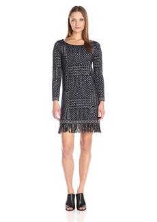 Lucky Brand Women's Jacquard Dress