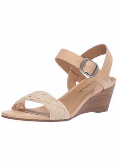 Lucky Brand Women's JALIENA Wedge Sandal