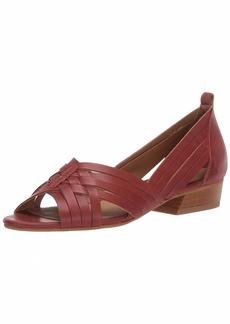 Lucky Brand Women's JARISE Heeled Sandal   M US