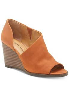 Lucky Brand Women's Jaxy Wedge Sandals Women's Shoes