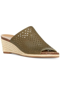 Lucky Brand Women's Jemya Slide Wedge Sandals Women's Shoes