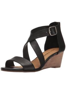 Lucky Brand Women's Jenley Sandal  1  Medium US