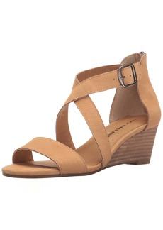 Lucky Brand Women's Jenley Sandal  10 Medium US