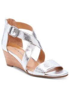 Lucky Brand Women's Jenley Wedges Women's Shoes
