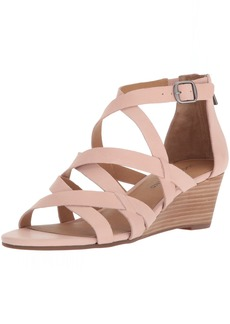 Lucky Brand Women's Jewelia Wedge Sandal