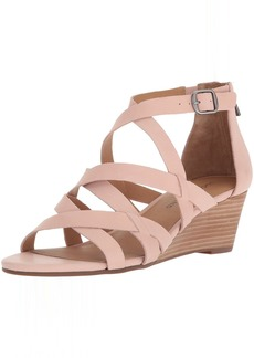 Lucky Brand Women's Jewelia Wedge Sandal   M US