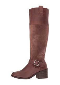 Lucky Brand Women's Kailan Equestrian Boot   Medium US