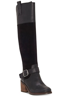 Lucky Brand Women's Kailan Riding Boots Women's Shoes