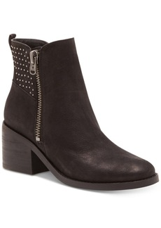 Lucky Brand Women's Kalie Studded Booties Women's Shoes