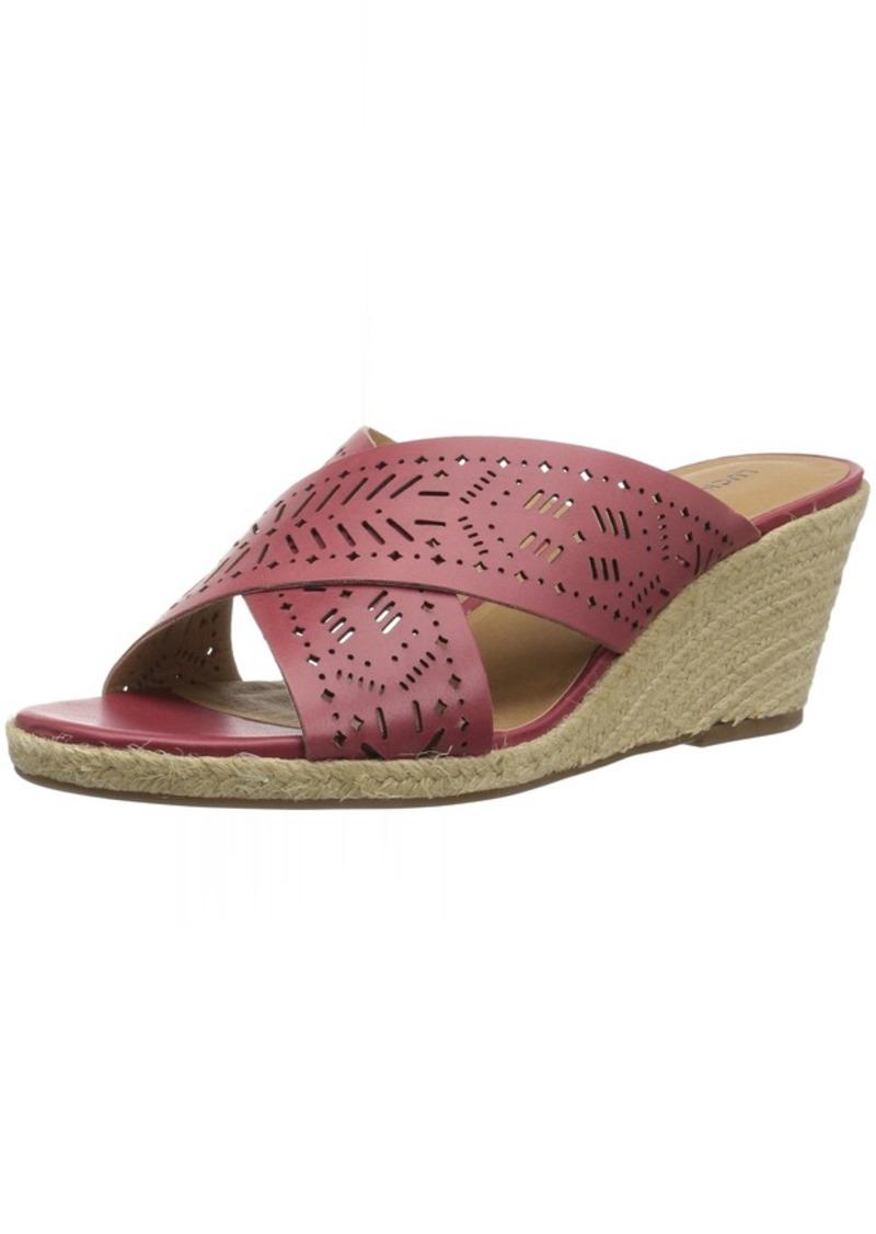 Lucky Brand Women's Keela Wedge Sandal   M US