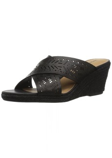 Lucky Brand Women's Keela Wedge Sandal   M US