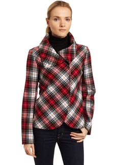 Lucky Brand Women's Kennedy Swing Coat