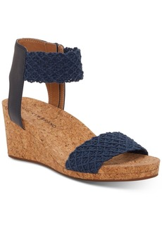 Lucky Brand Women's Kierony Wedge Sandals Women's Shoes