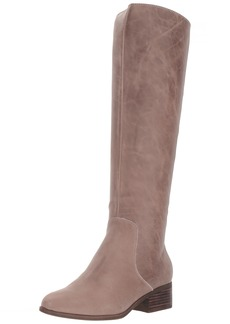 Lucky Brand Women's Lanesha Equestrian Boot   Medium US