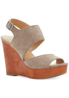 Lucky Brand Women's Lattela Wedges Women's Shoes