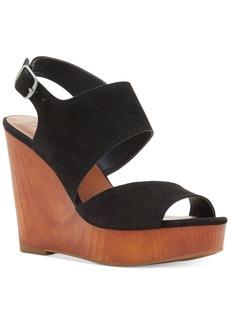 Lucky Brand Women's Lattela Wedges Women's Shoes