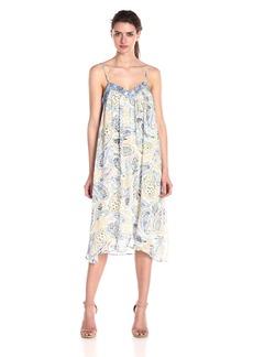 Lucky Brand Women's Lauren Printed Jingo Dress