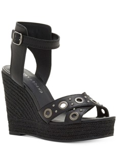 Lucky Brand Women's Leander Wedges Women's Shoes