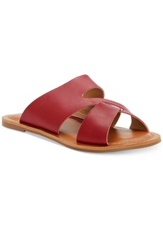 Lucky Brand Women's Leelan Flat Sandals Women's Shoes