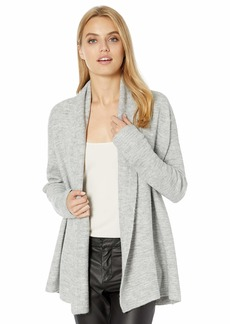 Lucky Brand Women's Lightweight Waterfall Cardigan Sweater  M
