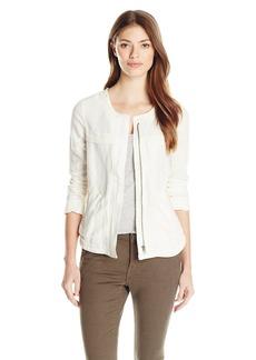 Lucky Brand Women's Linen Jacket