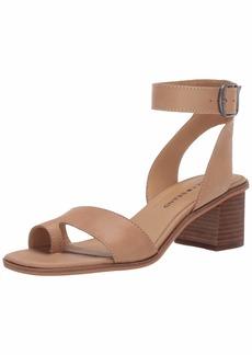 Lucky Brand Women's LOKLIN Heeled Sandal