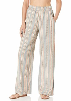 Lucky Brand Women's Lounge Pant Swim Cover-Up  XS