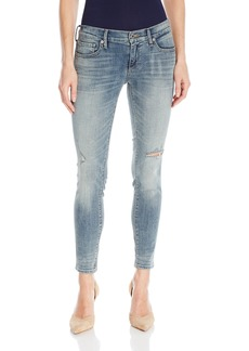 Lucky Brand Women's Low Rise Charlie Capri Jean In   (US 10)