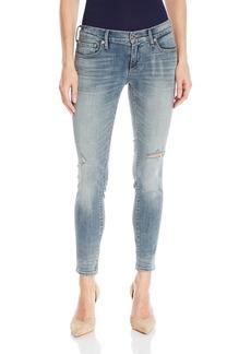 Lucky Brand Women's Low Rise Charlie Capri Jean In   (US 14)