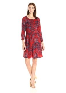 Lucky Brand Women's Macrame Dress