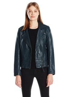 Lucky Brand Women's ajor oto Jacket  edium