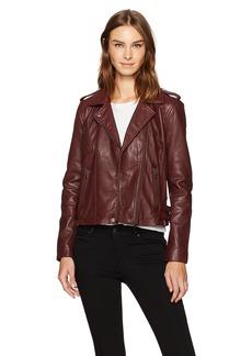 Lucky Brand Women's Major Moto Jacket
