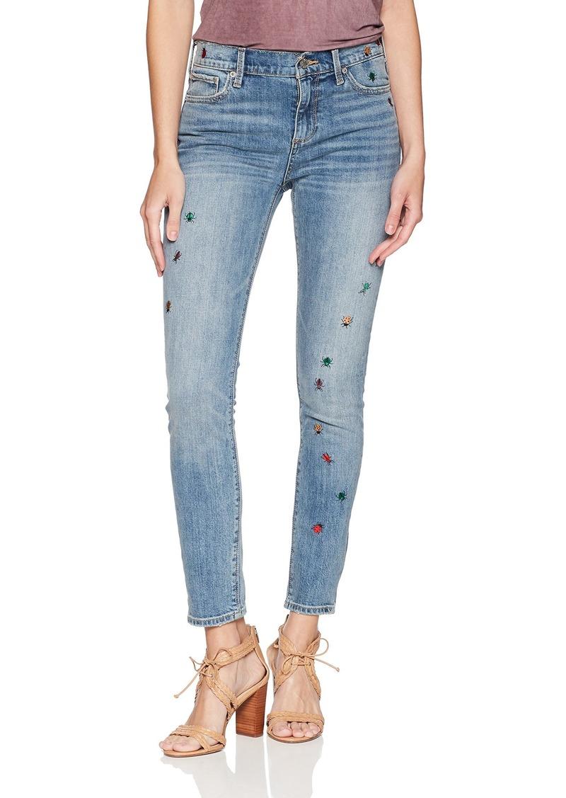 Lucky Brand Women's MID Rise AVA Skinny Jean in HILLSHIRE Village
