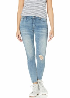 Lucky Brand Women's MID Rise AVA Skinny Jean in  with FOIL Stripe  (US 10)