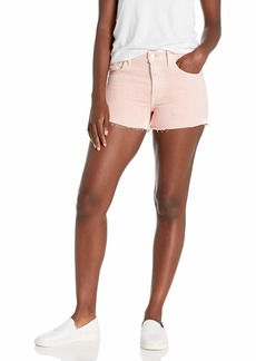 Lucky Brand Women's Mid Rise Cut Off Short