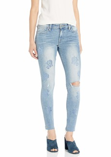 Lucky Brand Women's MID Rise Embroidered AVA Skinny Jean in   (US 6)