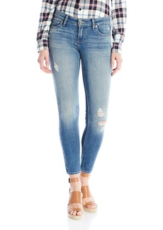 Lucky Brand Women's Mid Rise Lolita Skinny Jean in Pine Forest  (US 0)