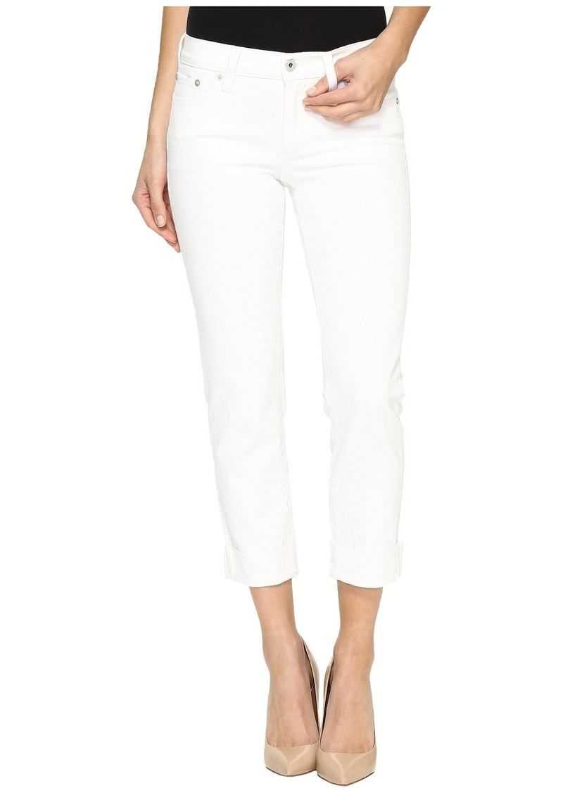 Lucky Brand Women's Mid Rise Sweet Straight Ankle Jean  32W X 26L