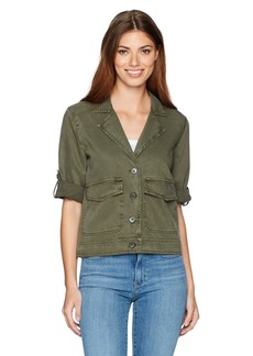 Lucky Brand Women's Military Jacket