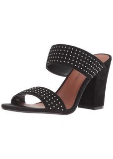 Lucky Brand Women's Mkennah Heeled Sandal  9.5 Medium US