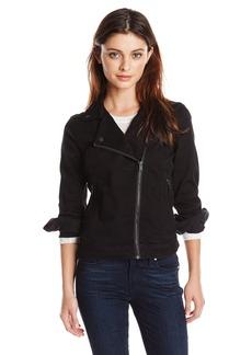 Lucky Brand Women's Moto Jacket In
