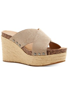 Lucky Brand Women's Neeka Wedges Women's Shoes