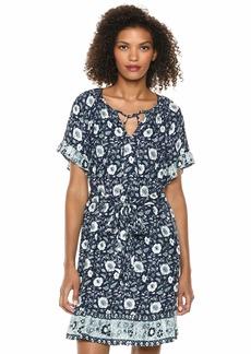 Lucky Brand Women's Nora Dress  XL
