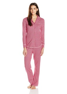 Lucky Brand Women's Notch Collar Pajama