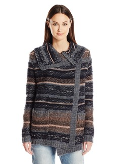 Lucky Brand Women's Ombre Cardigan Sweater
