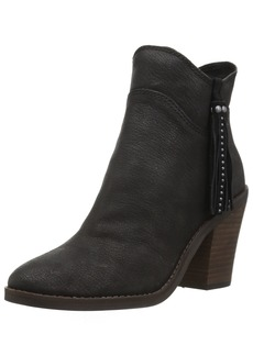Lucky Brand Women's Pavel Ankle Boot  7.5 Medium US