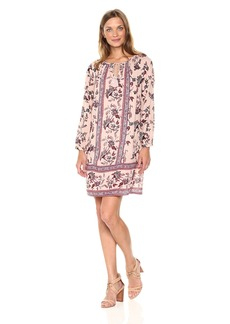 Lucky Brand Women's Peasant Dress