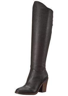 Lucky Brand Women's Pembe Knee High Boot  5.5 Medium US
